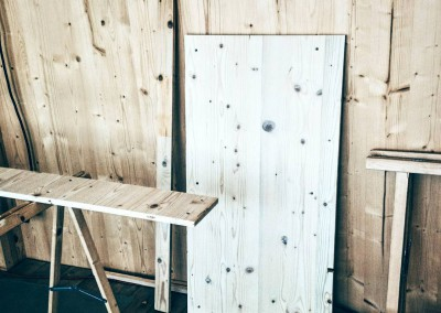 DIY, impregnowanie płyt drewnianych