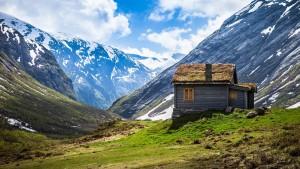 chatka-w-górach
