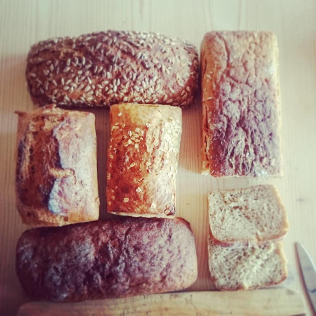 Zapach świeżego chleba. Najlepiej.